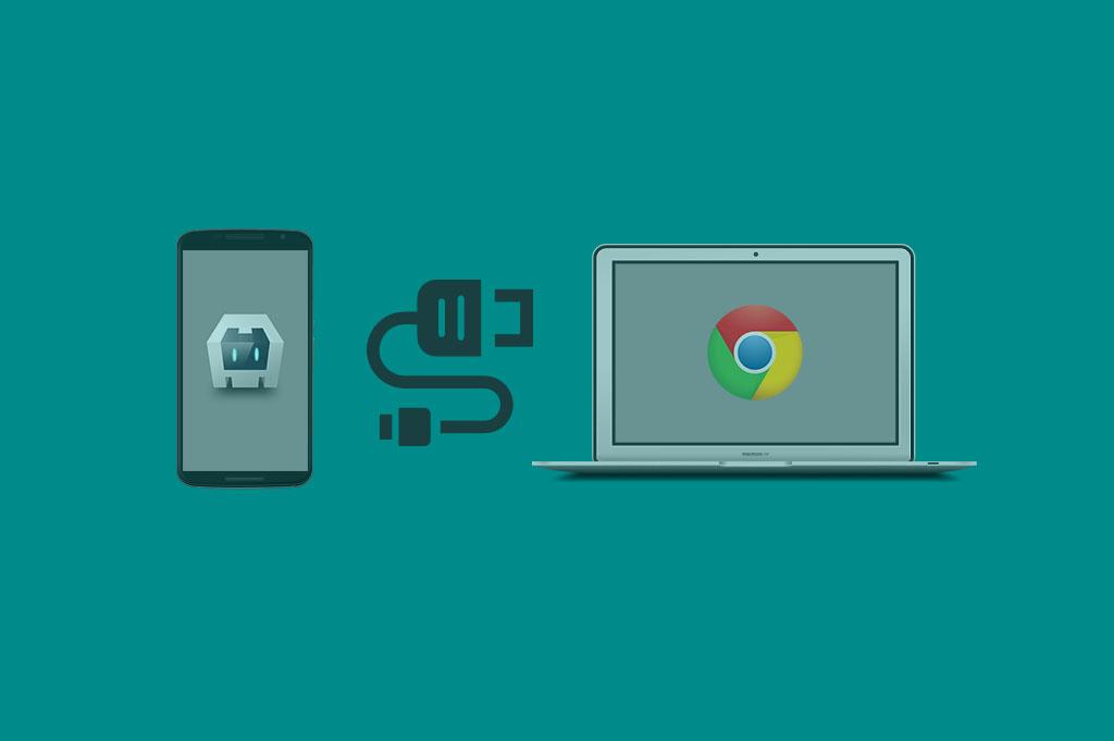 Apache Cordova and Remote Debugging on Android