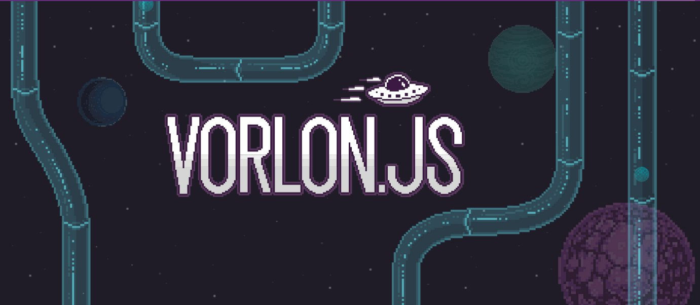Vorlon.js logo